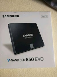 New Samsung SSD 500GB London, WC1H 9NU