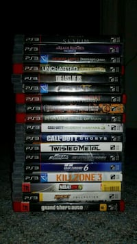 PS3 games Whitby, L1R 1E8