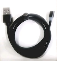USB charging cable magnetic Mississauga, L5W 1E6