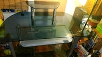 Glass Desk *$50 obo*  Lancaster, 17603