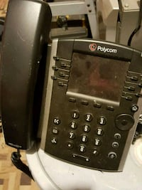 Polycom voip phone, other voip phones