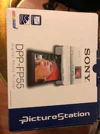 DPP-FP55 Sony Digital Photo Printer East Stroudsburg, 18302