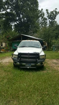 gray Dodge Ram vehicle with grille guard Humble, 77339