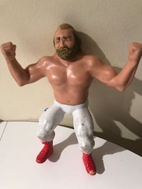 LJN WWF WWE WRESTLING BIG JOHN STUDD (Scarborough or Downtown) Toronto, M1S 1W8