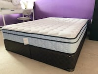 Sealy mattress  double size 3740 km