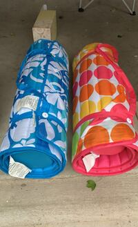 Outdoor Lounge cushions with headrest