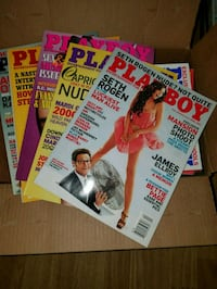 50 Nice Playboy Magazines Issues 1990's to 2000's  Fort Collins, 80526