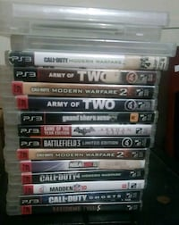 Ps3 games  Tampa, 33610