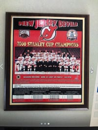 Championship wall mount plaques