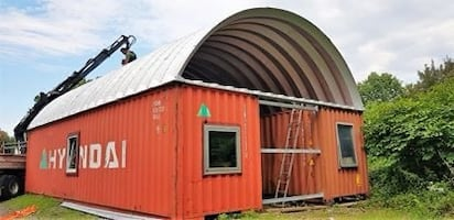 Steel Roofing System