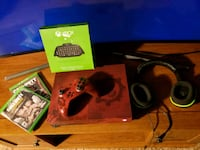 Xbox One console with controller and game case Fontana, 92337