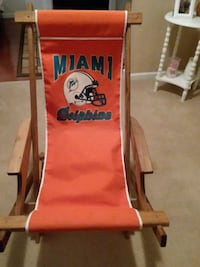 Miami Dolphins chair Camp Hill, 17011