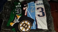 Collection of sport jerseys Nashua, 03062