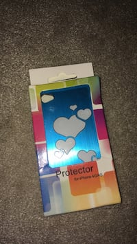metal case for iPhone 4G/4S Surrey, V4N 5E9