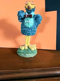 """""""Old Crow"""" bobble head (resin) Fall River, 02723"""