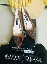Brand new White House black market shoes size 7 Stamford, 06902