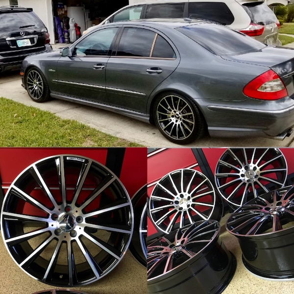 Mercedes Rims For Sale >> Used 20 Inches Mercedes Amg Rims Brand New For Sale In West Caldwell