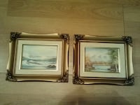 Set of paintings Norman
