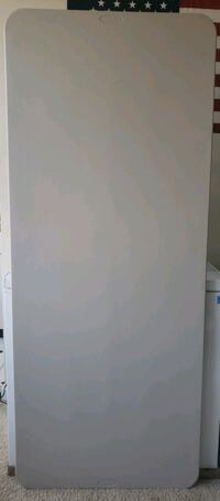 white single-door refrigerator Alexandria, 22311