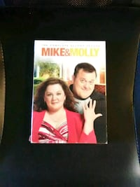 Mike and molly Season 2 complete 3 disc Tulsa, 74136