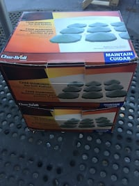 Char-Broil Diamonds Gas Grill Radiant $10 each Brand New Riverview, 33569
