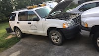 2003 Ford Explorer four-wheel-drive Gaithersburg, 20877