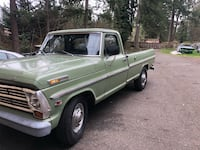 Ford - F-250 - 1968 Berrydale