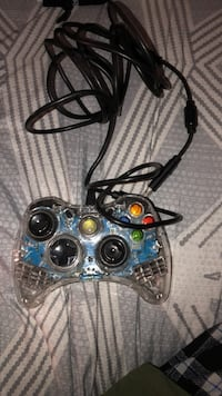 Afterglow Xbox 360 Controller -Blue