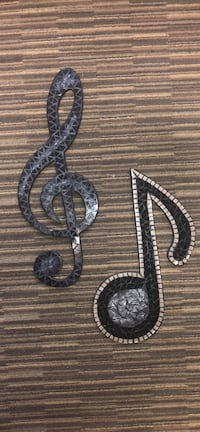 Music note wall decor Provo, 84606