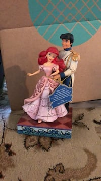 Disney Ariel and Prince Eric Figurine Colorado Springs, 80920