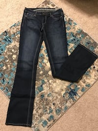 New bootcut jeans size 3/4 long Mount Healthy, 45231