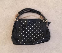 Like new Black purse w/Rhinestones  West Chester, 45069