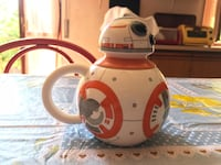 Tazza BB -8 Star Wars Parabiago, 20015