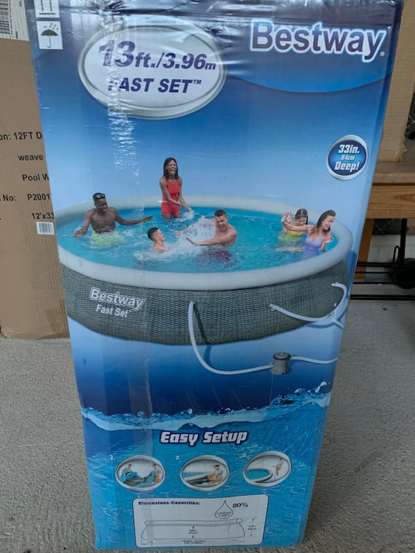 SALE Summer Pool!! Negotiable Above Ground/Inflatable Pools 5b62c464-957b-43bc-8eb4-d94cb398d1eb