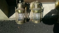 Nautical Porch/ Driveway Lanterns Bethlehem