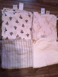 Brand New Aden & Anais Swaddle Blankets St. Thomas, N5P 4J4