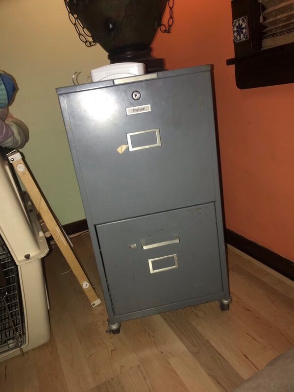 Metal Filing Cabinet Top Loading