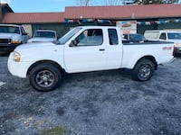2004 Nissan Frontier Stephens City