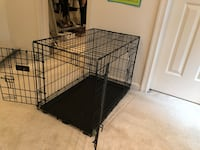 Kong dog crate  Chantilly, 20151