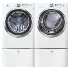 Electrolux wave touch front load Washer Dryer set