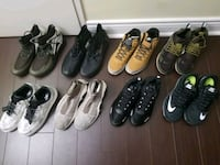 Nike Shoes Closet Clearout sz 9-10 Mississauga, L5B