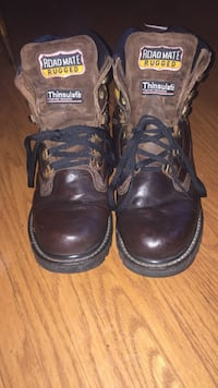 Road mate boots size 10 mens Lincoln, L0R 1B0