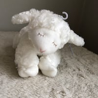 Baby GUND Winky Lamb Sheep Darling Stuffed Animal Plush Rattle Lovey Haverhill, 01832