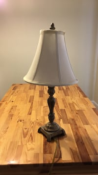 black and white table lamp Lawrence Township, 08648