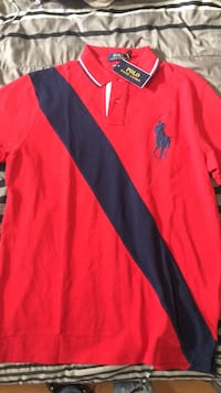 Ralph Lauren Polo Shirt Large Toronto, M1E 5J6