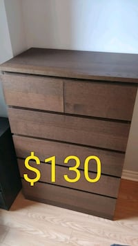 Malm - 6 Drawer chest Toronto, M5A 4S8