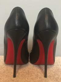 Authentic CHRISTIAN LOUBOUTIN So Kate's Port Coquitlam
