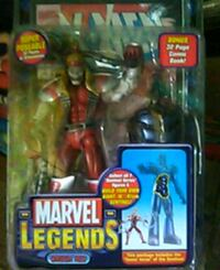 Marvel Legends Omega Red *MINT Fairfield