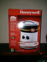 Honeywell 360 degree surround  Laredo