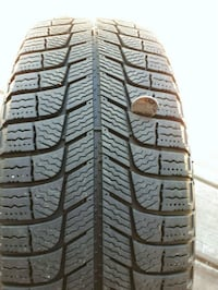 Winter tires set of 4 with Rims. 195/60/R15 Coquitlam, V3J 3E6